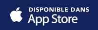 Téléchargez l'appli dans l'AppStore