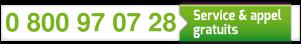 0 800 97 07 28 - Service et appel gratuits